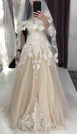 Свадебное платье Mirey Размер XS Oksana Mukha