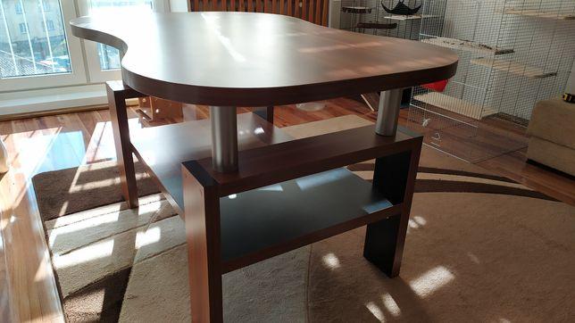 Duży stół stabilny i wytrzymały do kuchni jadalni na zamówienie unikat