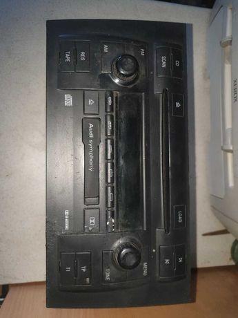 Магнитолу Audi simphony A6 C5