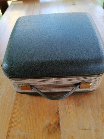 Magnetofon niemiecki - szpulowy AEG 75 - Antyk