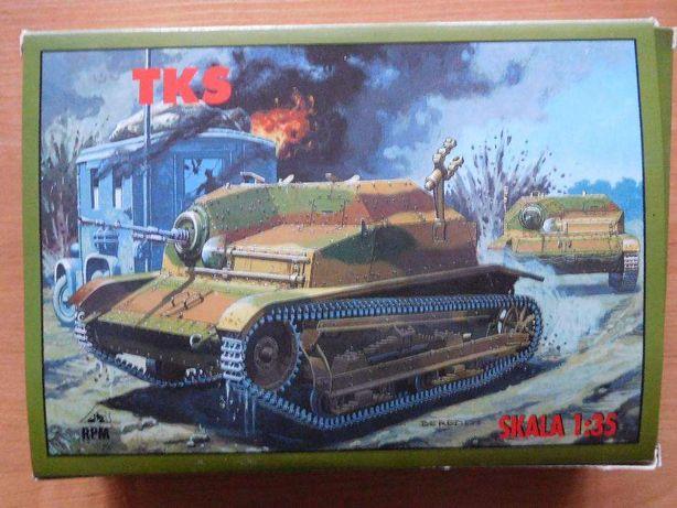Model tankietki TKS