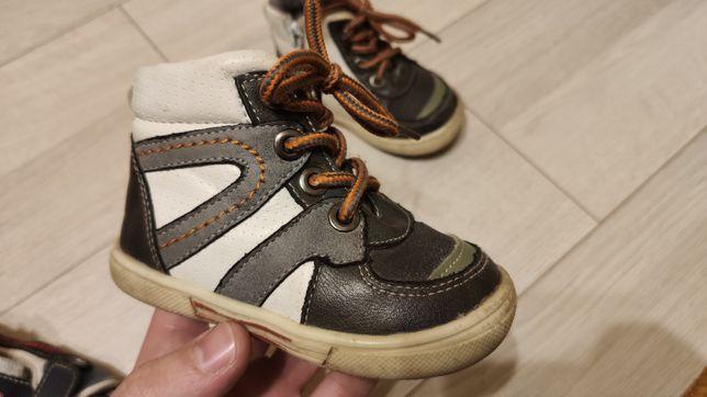 Демисезонные ботиночки 22 р