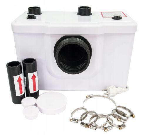 Pompa z rozdrabniaczem wc do szamba młynek 600W (DOM4)