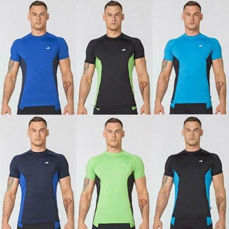 Спортивная футболка мужская Radical Польша,рашгард компрессионный