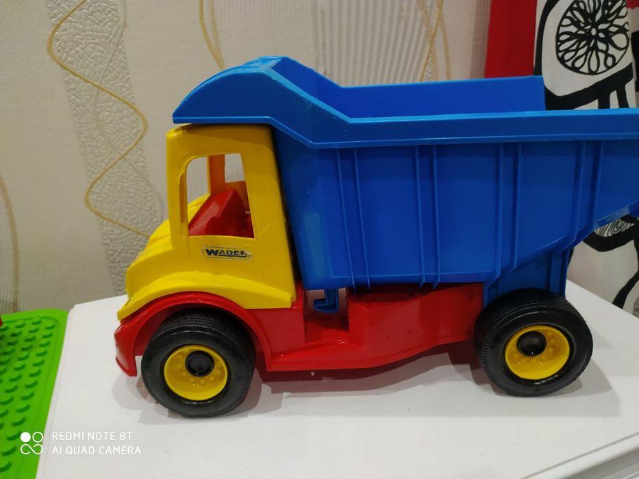 Wader самосвал,грузовик Дорогое - изображение 1