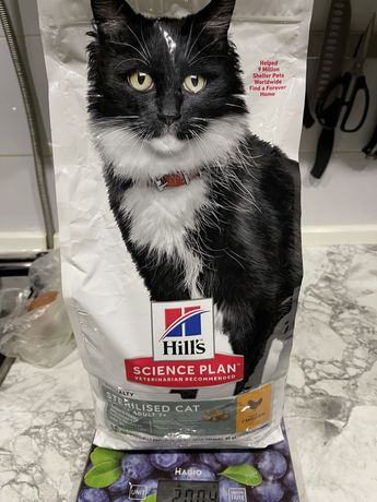Продам Hills Science Plan Sterilised Cat Mature Adult 7+