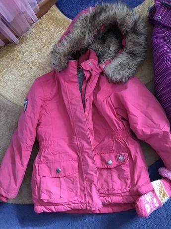 Парка (куртка) зима