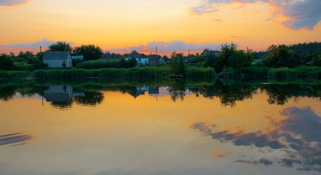 сдам дом и баню на берегу озера в Студенке Святогорск
