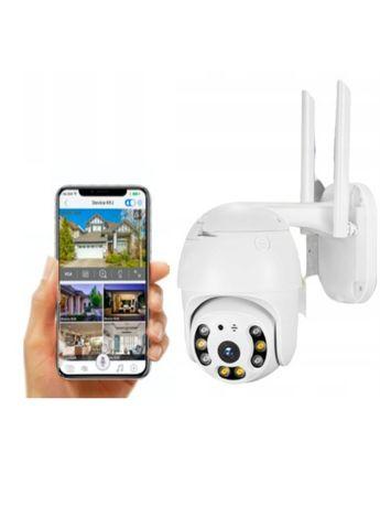 Bezprzewodowa kamera obrotowa IP WI-FI zewnętrzna 1080
