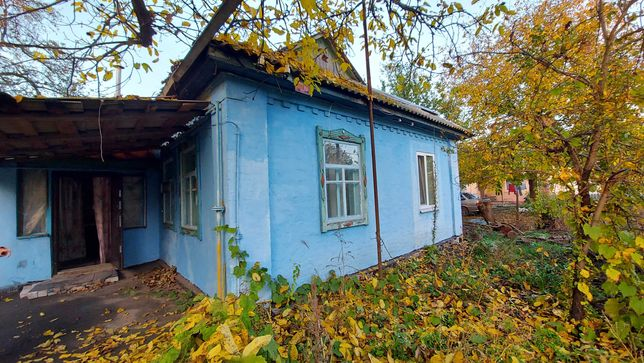 Без комиссии.  с. Садовое дом 60 кв.м.  Барышевский район