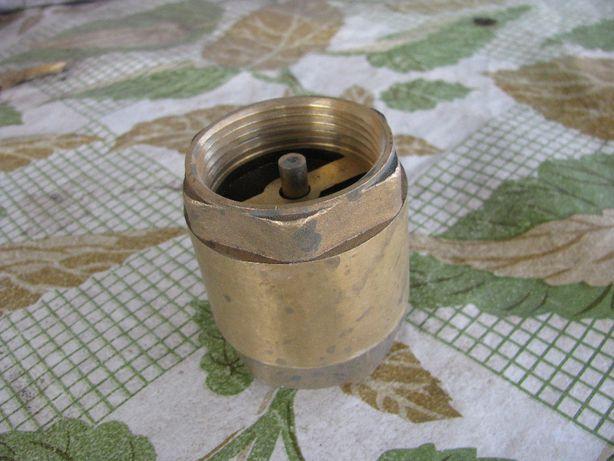 Продам обратный клапан ДУ-32.