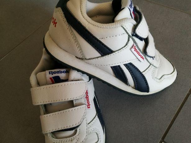 Adidasy Reebok, buciki rozmiar 27,5 (18 cm wkładka)