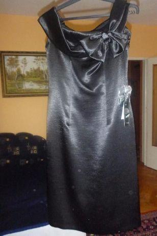 nowa sukienka czarna 38 M
