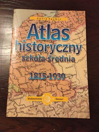 Atlas historyczny szkoła średnia