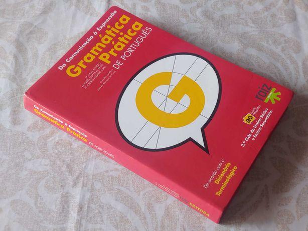 Gramática Prática de Português 3.º Ciclo Ensino Básico e Secundário