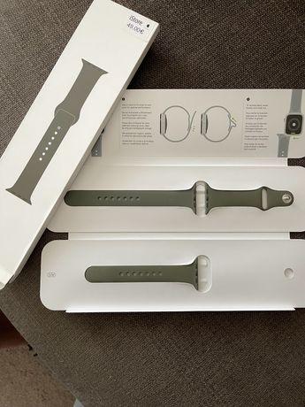 Pulseira original Apple watch 42/44mm - Khaki