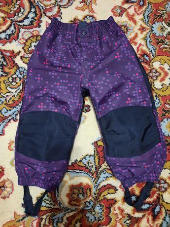 Полукомбинезон  термо штаны