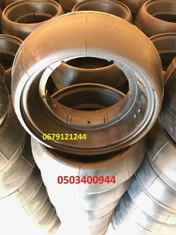Бандаж СУПН 300х150 прикатывающего колеса (шина атм. давл Сеялка СУПН)