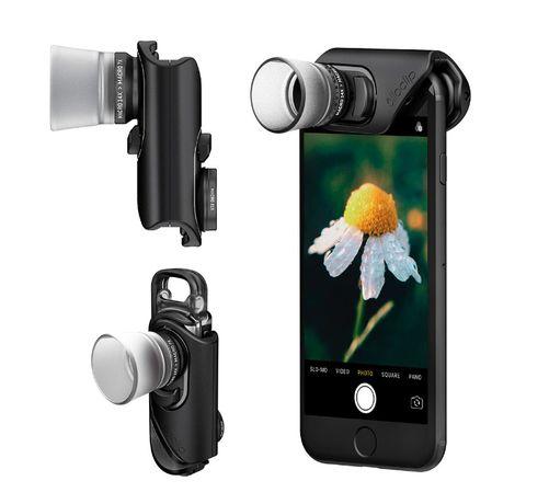 Макро Объектив для телефона iPhone 7/7 Plus/8/8 Plus 3 линзы