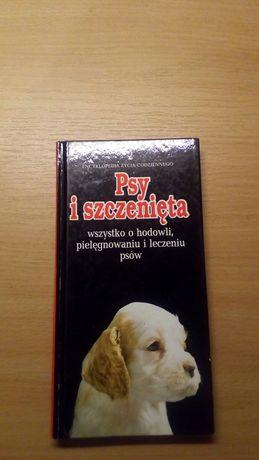 Książka Psy i szczenięta