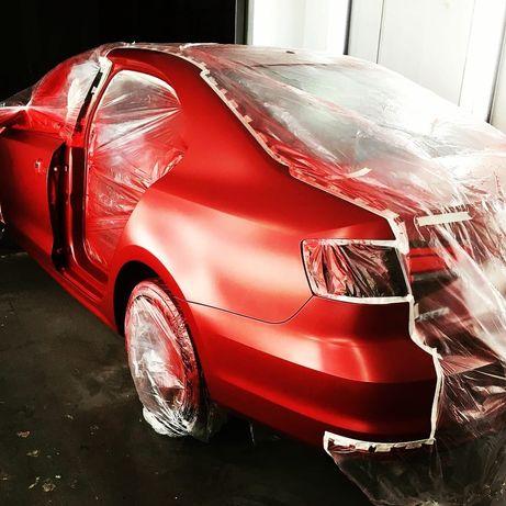 Покраска авто, пайка бамперов, рыхтовка