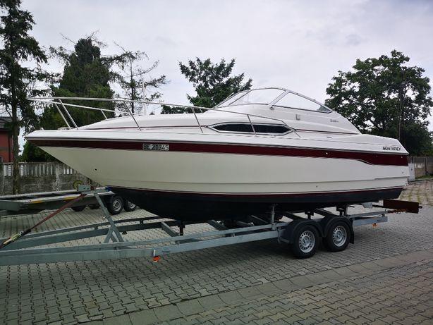 Jacht motorowy kabinowy MONTEREY 246 SE.. Extra Stan..!