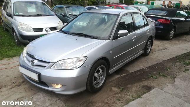 Honda Civic 1,6i 2004r sedan klima alu elektryka ładny środek ekonomiczna raty!!!