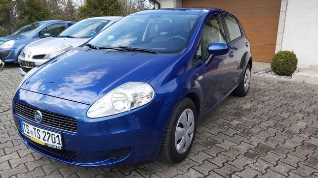 Sprzedam Fiat Grande Punto 1,4 Benz / 5-Drzwi / Serwis / Klimatronik