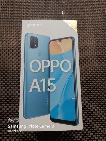 OPPO A15 32GB nowy, dynamic black