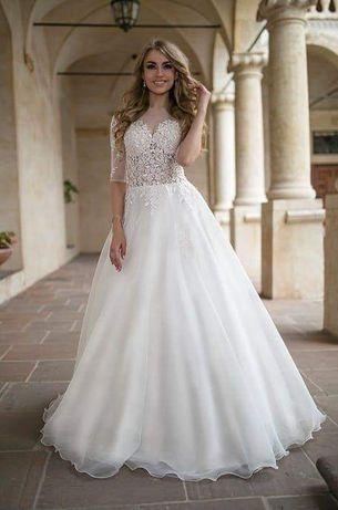 Suknia Ślubna ESSA aiwary PILAR