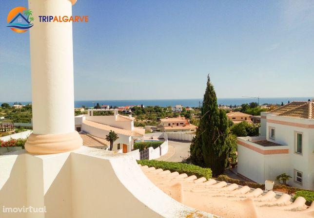 Magnifica Villa V4 com vista mar em Albufeira