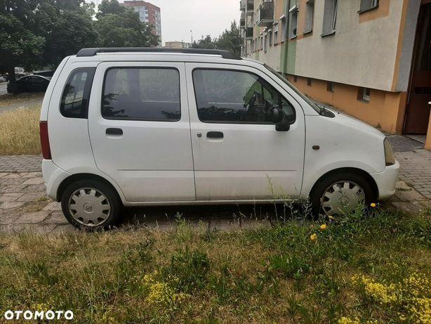 Opel Agila 2006r wspomaganie, klimatyzacja