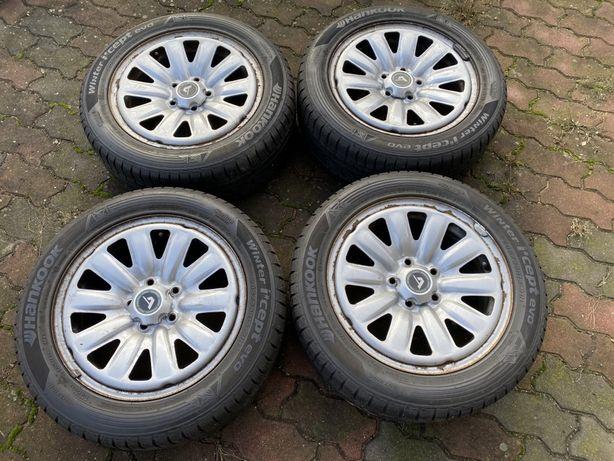 Koła zimowe hybydowe 5x112 ET50 16 Audi VW Skoda