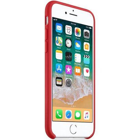 [NOVO] [PROMOÇÃO] Capa de Silicone Apple para iPhone 7/8