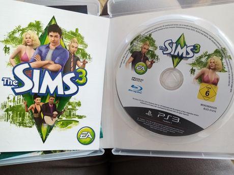 Gra Simsy Ps3 używana