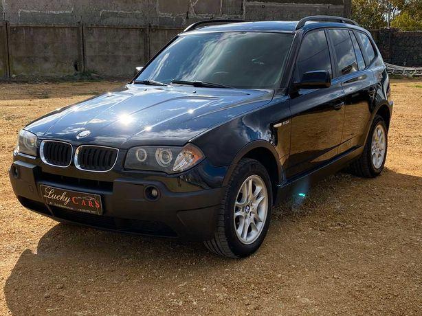 Авто BMW X3 2004
