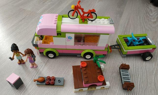 LEGO Friends kamper camper Unikat