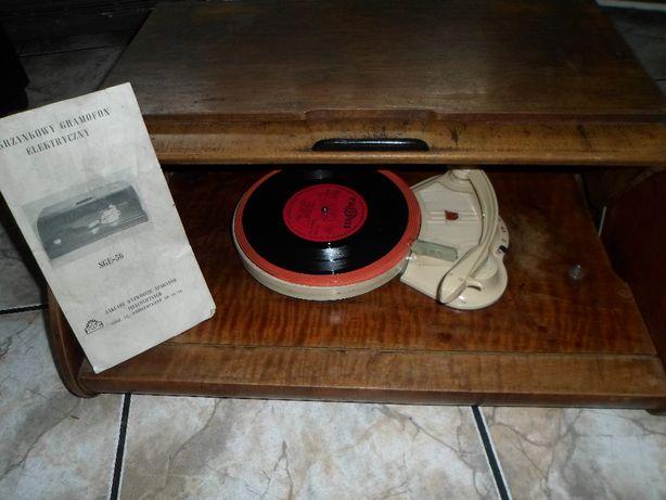 Gramofon adapter
