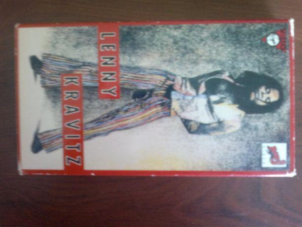 VHS Lenny Kravitz - Virgin Video Collection