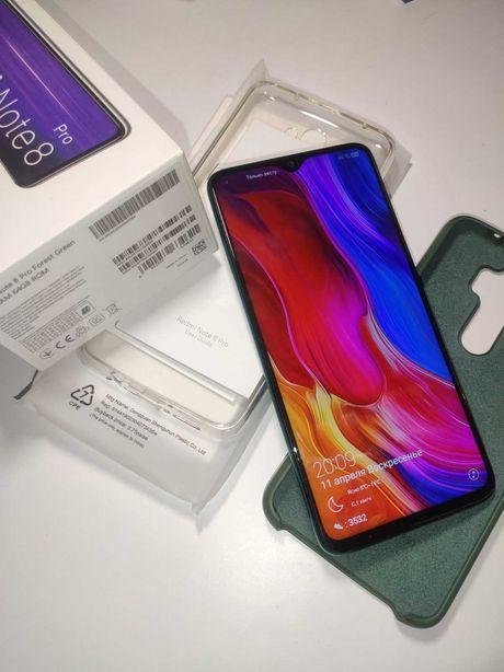 Redmi note 8 pro 6/64 Состояние нового телефона.