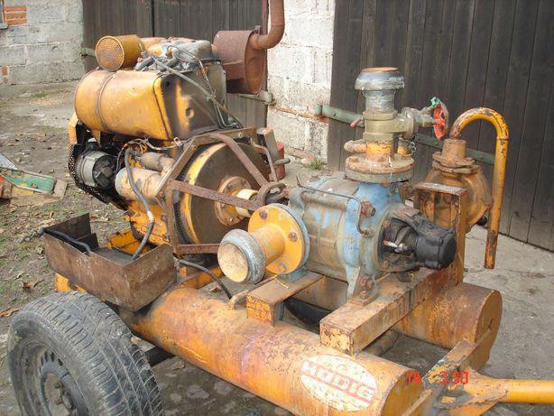 Pompa do deszczowni wody nawadniania deutz KSB caprari rovatti