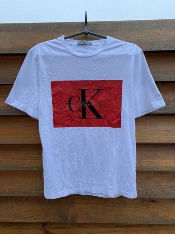 Мужская футболка Calvin Klein size S x ellesse x nike