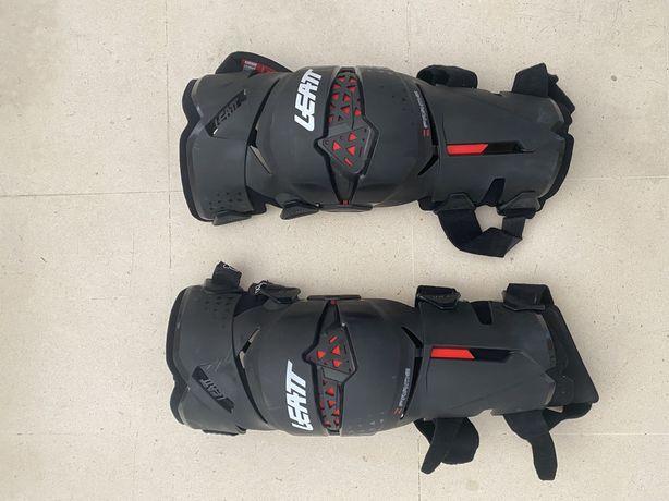 Protecão joelho Leatt Z-Frame