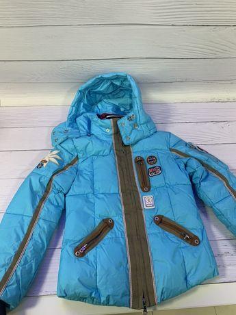 Детская лыжная курточка BOGNER.рост 134