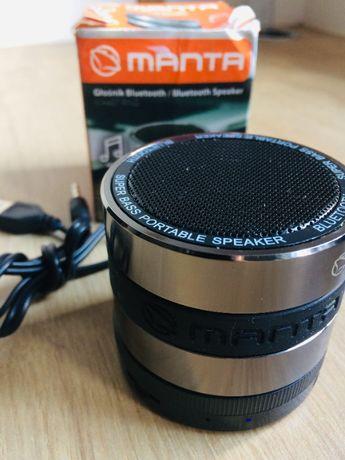 Nowy głośnik przenośny MANTA MA407 RING