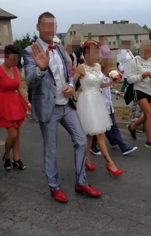 Sukienka ślubna 36 s