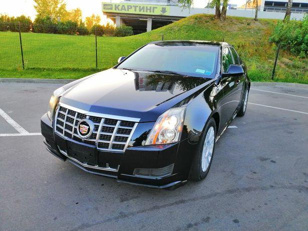 Cadillac CTS4 2012