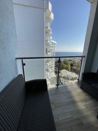 Сдам свою квартиру 10ст фонтана, ЖК Санторини вид на море, терраса