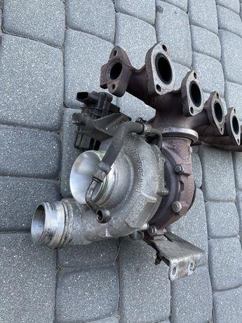 Turbina turno turbosprezarka bmw f10 f11 x5 x6 3.0D 258km