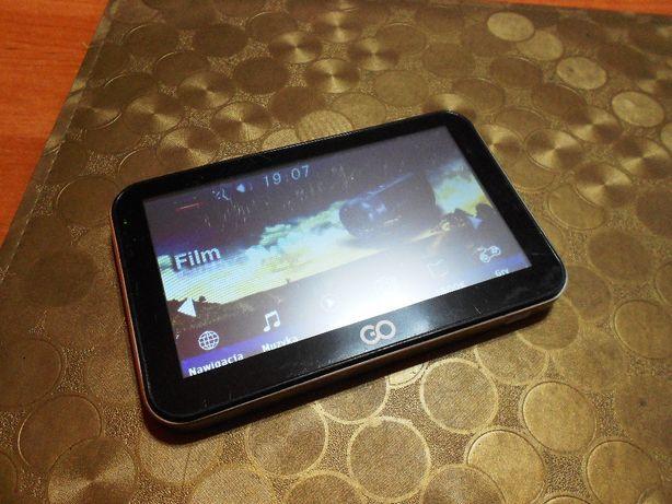 Nawigacja GPS GoClever GC-5070 IP50, Sprawna, Wysyłka darmowa!
